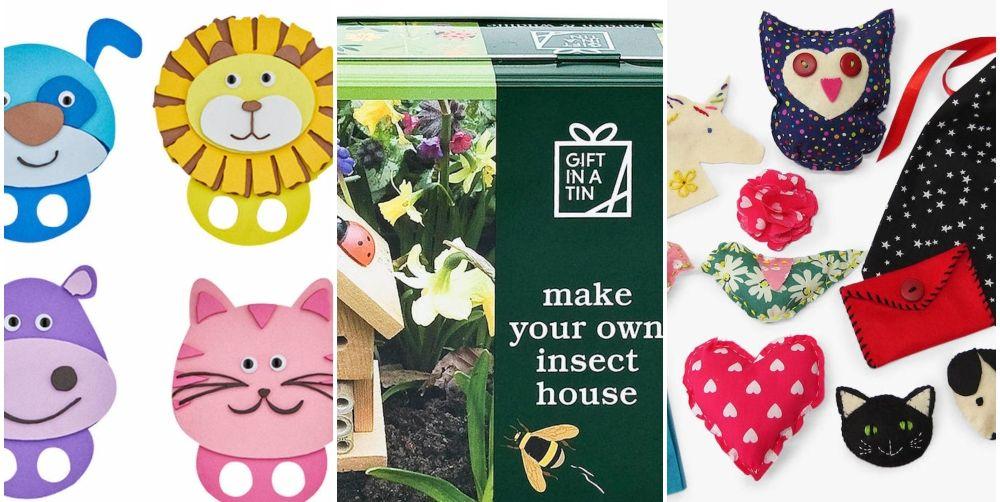 Kids craft kits photo