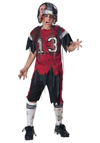 Clothing, Sports gear, Costume, Sportswear, Player, Personal protective equipment, Jersey, Sports equipment, Helmet, Uniform,