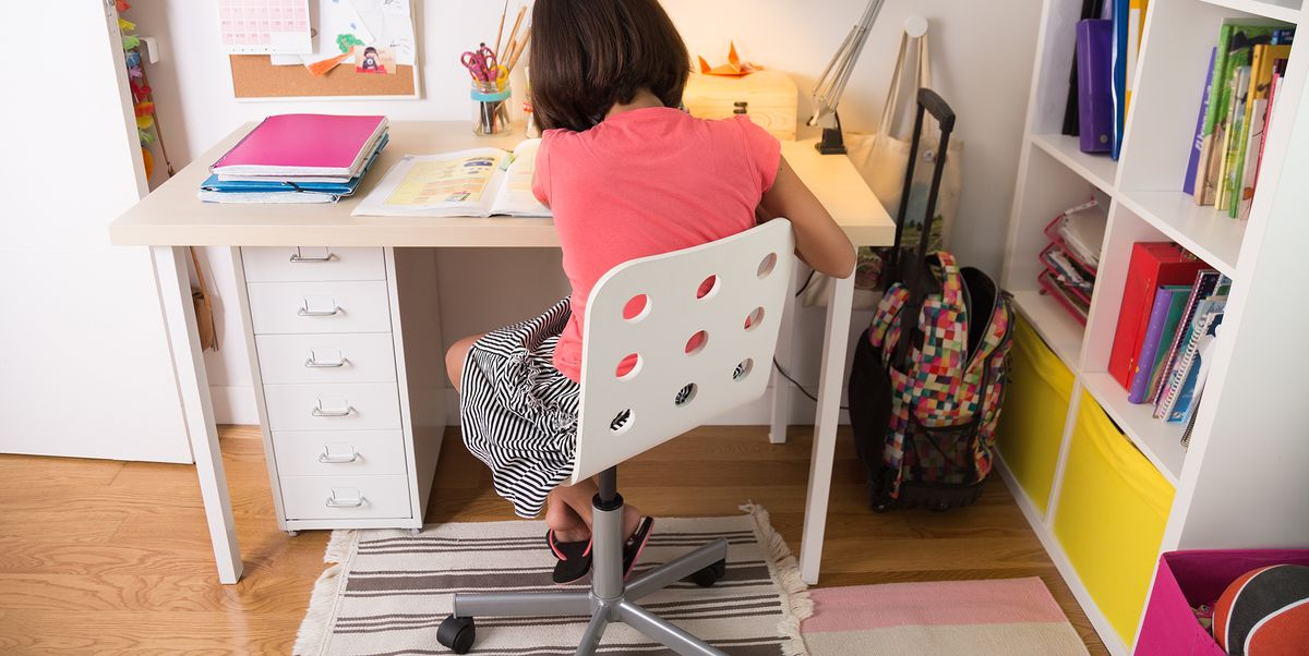 10 Desk Chairs For Kids Best, Girls Desk And Chair