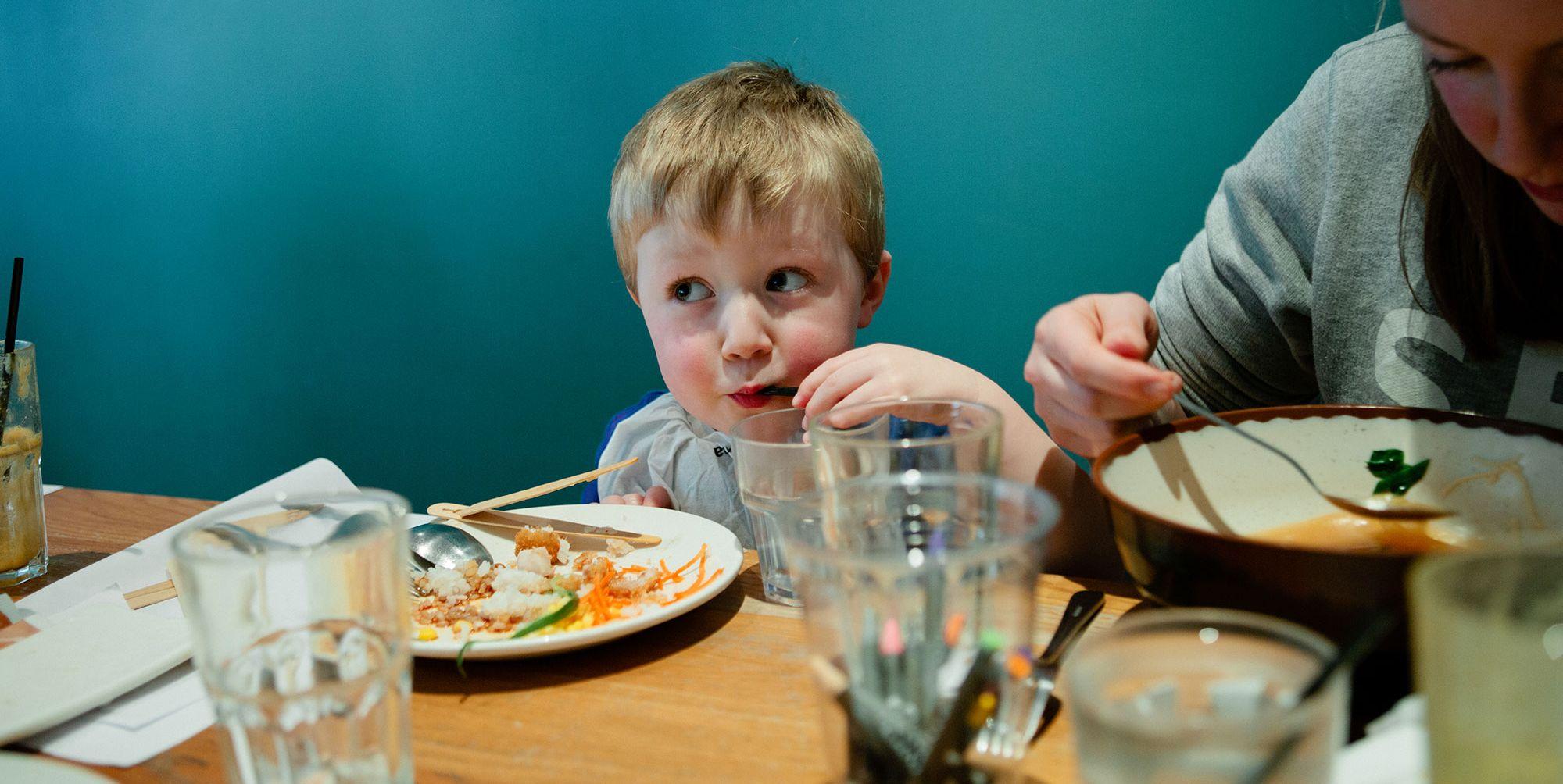 kids eat free summer 2018