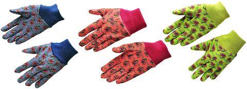 gants de jardinage pour enfants