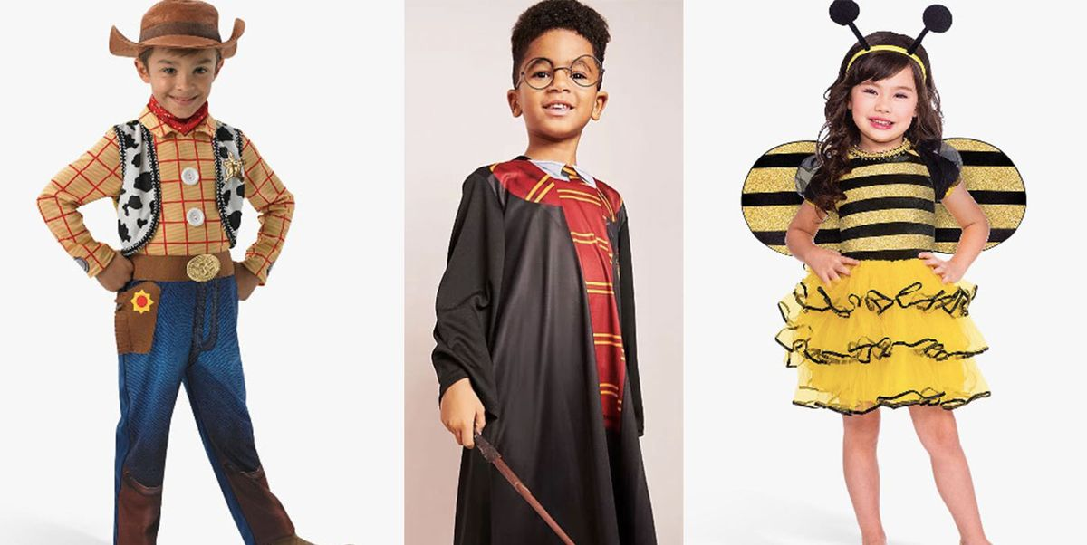 The best halloween costumes for kids this year
