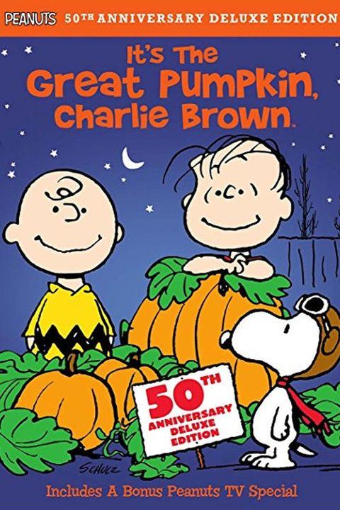 kids halloween movies its the great pumpkin charlie brown
