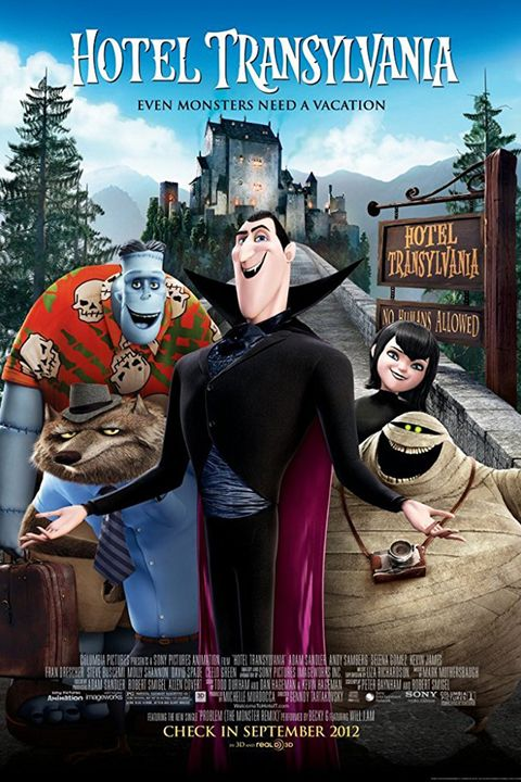 kids halloween movies  hotel translyvania
