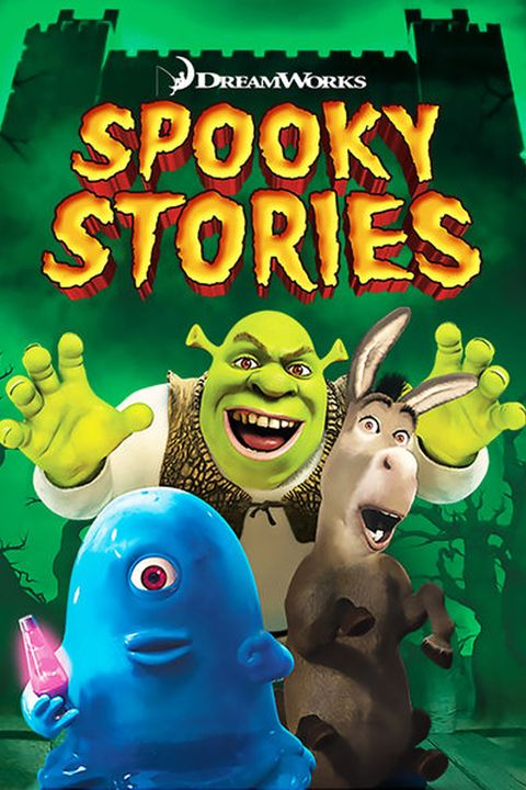 kids halloween movies netflix spooky stories