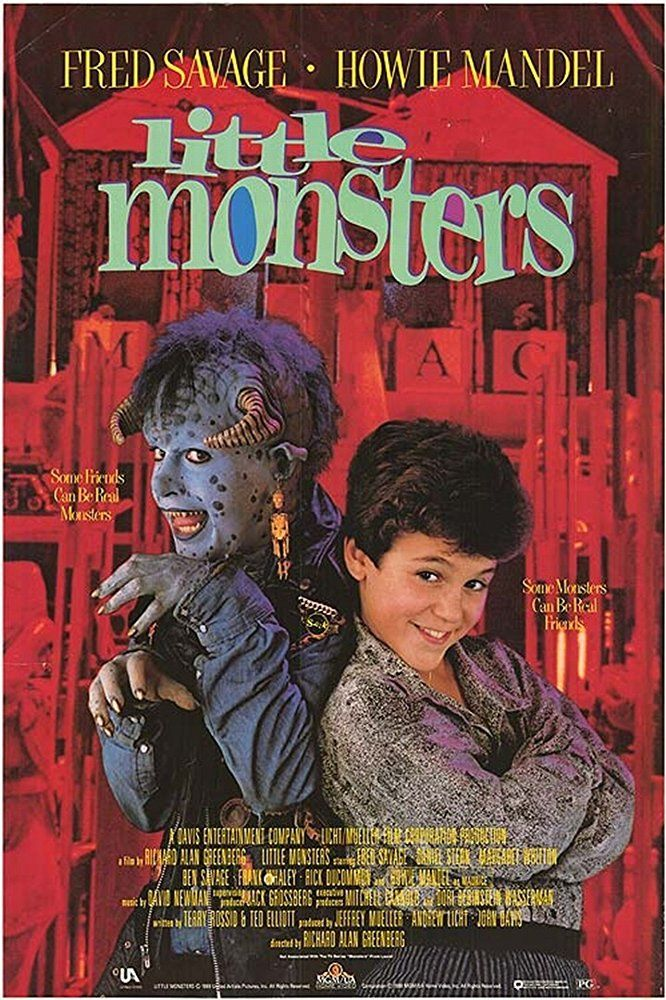 kids halloween movies on netflix little monsters