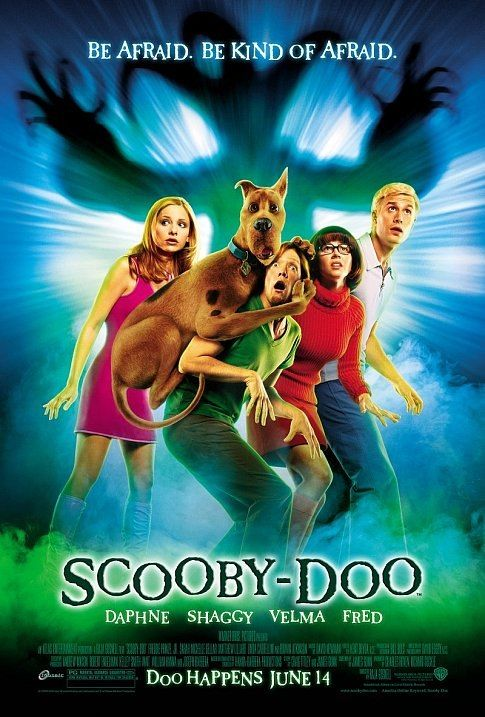 kids halloween movies on netflix scooby-doo