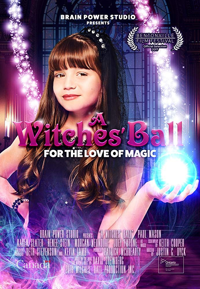 kids halloween movies on netflix a witches' ball