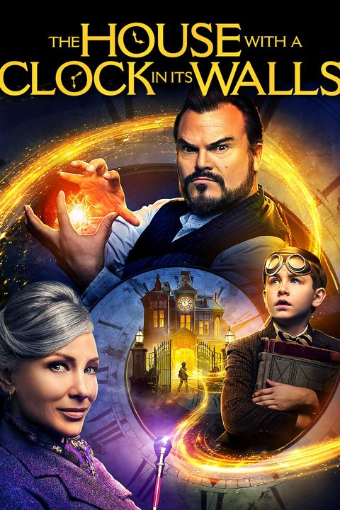 kids halloween movies the house with a clock in its walls