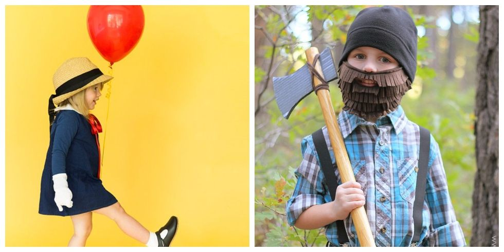 homemade halloween costumes for kids & 65+ Homemade Halloween Costumes for Kids - Easy DIY Kids Halloween ...