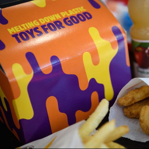 Burger King Halloween Kids Meal Toys 2020 Burger King's Kids Meals Will No Longer Have A Plastic Toy Inside