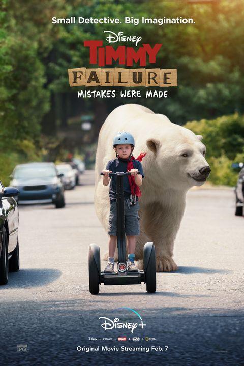 kids movies 2020   timmy failure