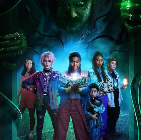 a babysitter's guide to monster hunting   kids movies on netflix