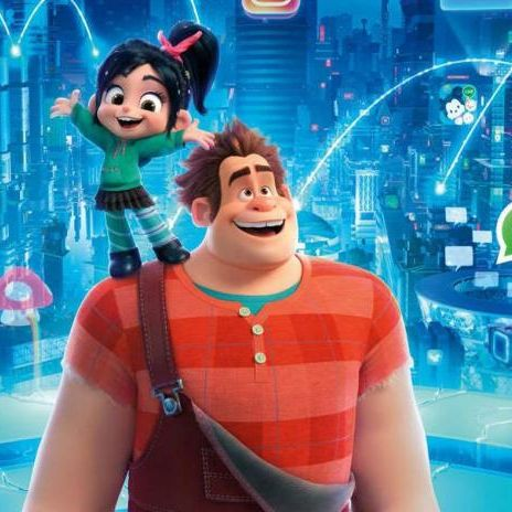 kids movies on netflix   ralph breaks the internet