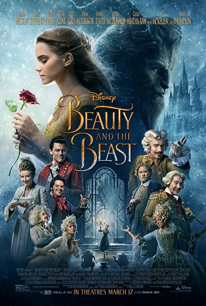 kids movies on netflix - beauty and the beast
