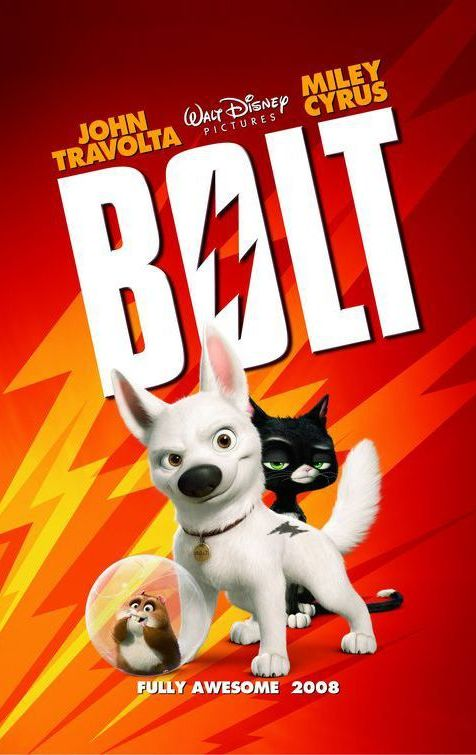 kids movies on netflix bolt