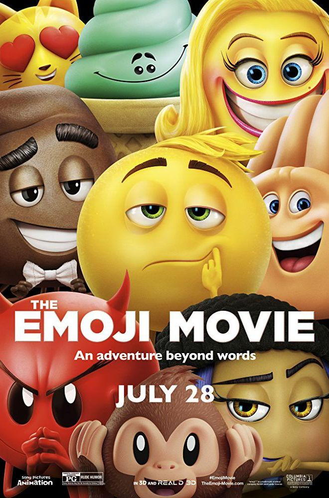 kids movies on netlfix emoji movie