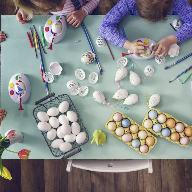 48 Easter Crafts For Kids Fun Diy Ideas For Kid Friendly
