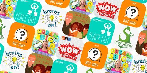 kids podcasts best 2018