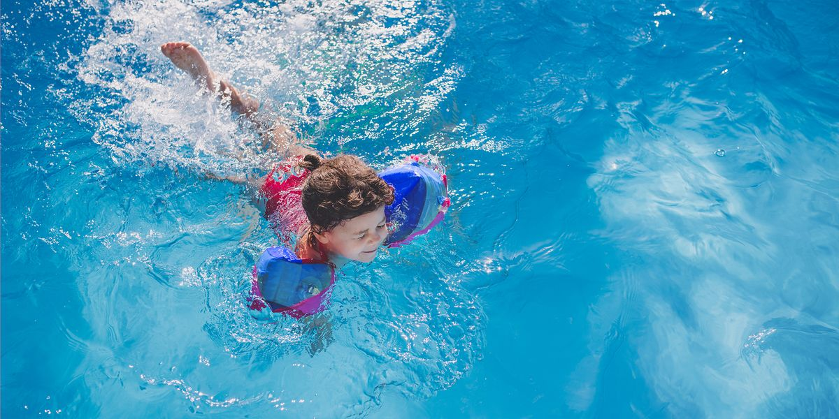 7 Best Kids Floaties For Swimming Kids Arm Floaties For