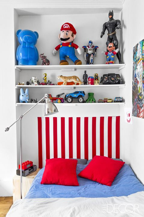Toddler Boy Room Design: How To Decorate A Child's Bedroom