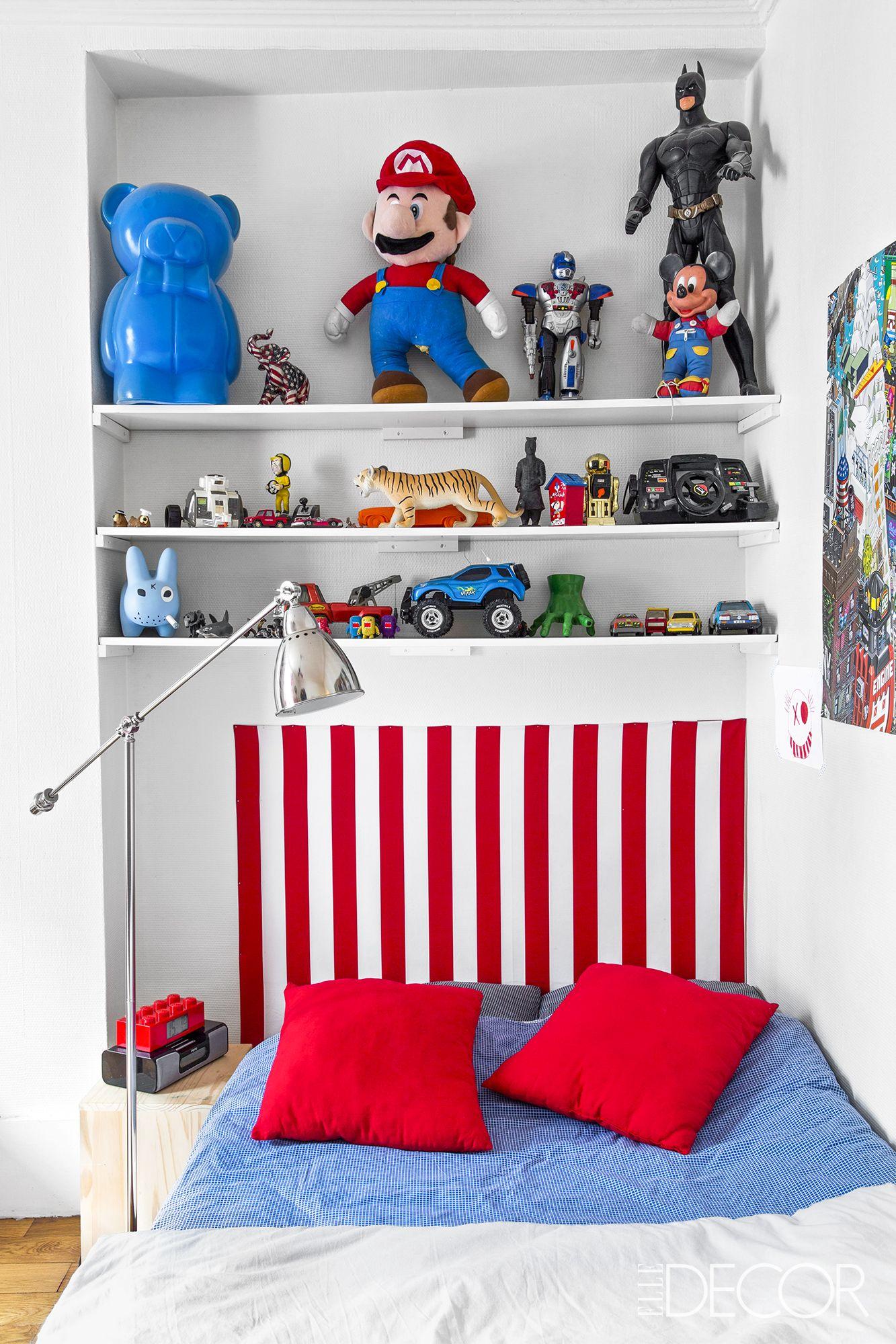 kids room decorating ideas  sc 1 st  Elle Decor & 18 Cool Kidsu0027 Room Decorating Ideas - Kids Room Decor