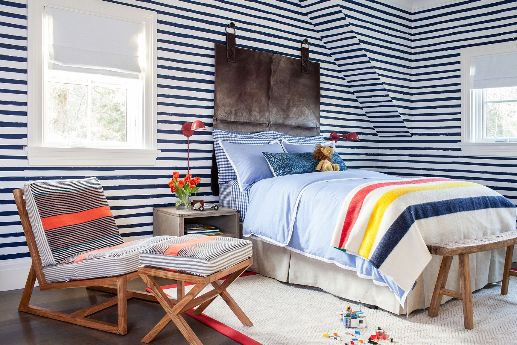 50 Kids Room Design Ideas - Cool Kids Bedroom Decor and Style