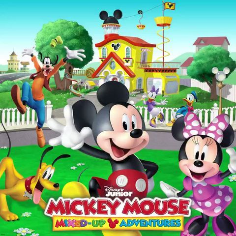 Kids shows - Mickey Mixed-Up Adventures