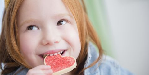 Sweetness, Child, Lip, Eating, Smile, Mouth, Food, Tooth, Food craving, Toddler,