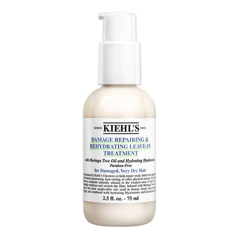 kiehl's damage repairing  rehydrating leavein treatment  haarserum
