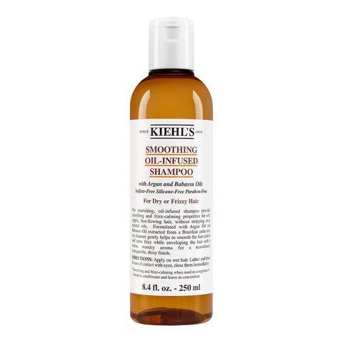 kiehl's smoothing oilinfused shampoo