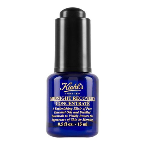 kiehl's midnight recovery concentrate   gezichtsolie