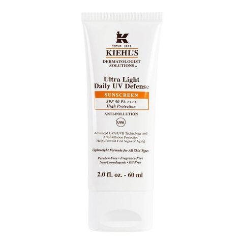 kiehl's daily uv defense zonnebrand spf 50
