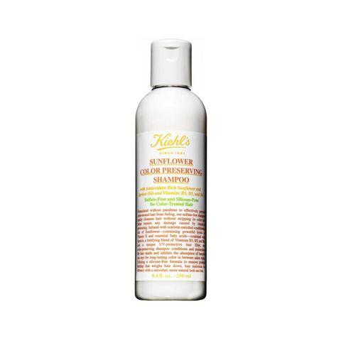 kiehl's sunflower color preserving shampoo