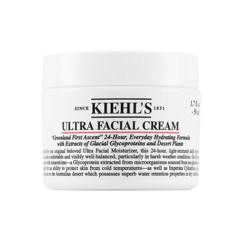 kiehl's ultra facial cream dagcrème voor de droge huid