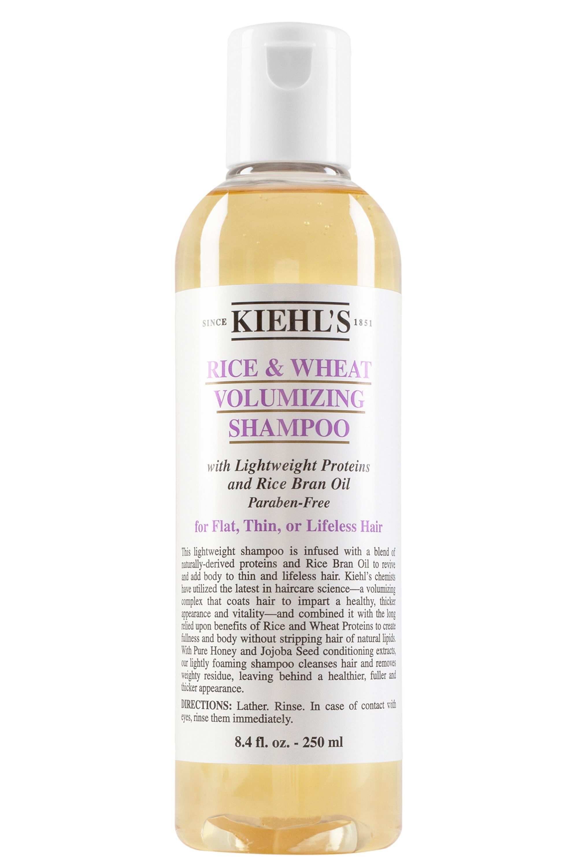 Best shampoo for fine hair