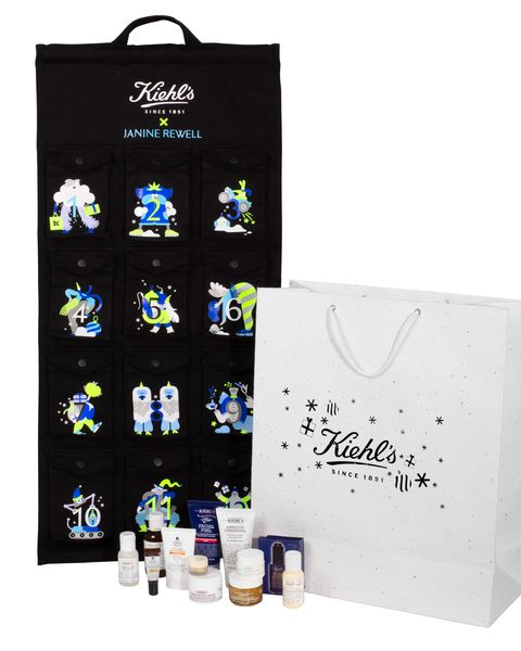 Kiehl's Eco-Friendly Calendar