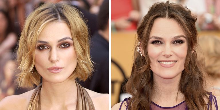 26 celebrities with blonde vs brown hair - Blond vs braun ...