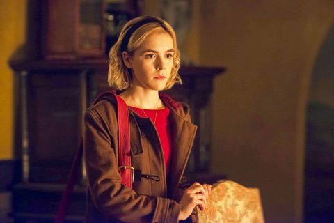 All About Sabrina Season 1 Chilling Adventures Of