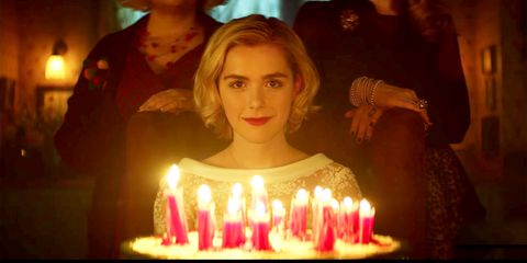 Chilling Adventures of Sabrina' Trailer - Netflix Releases