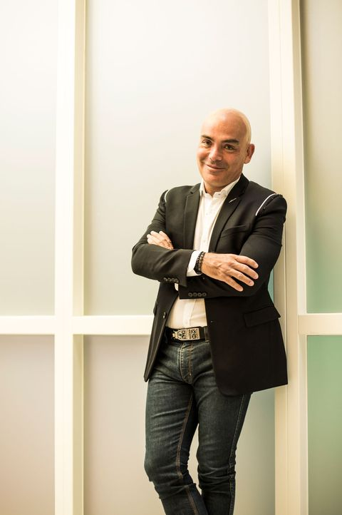kike sarasola, fundador y presidente de room mate hotels