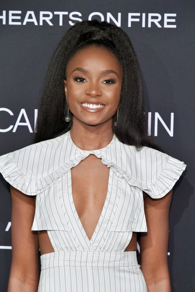 ELLE's 25th Annual Women In Hollywood Celebration Presented By L'Oreal Paris, Hearts On Fire And CALVIN KLEIN - Red Carpet