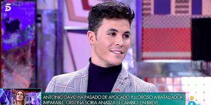 Kiko Jiménez habla de Antonio David