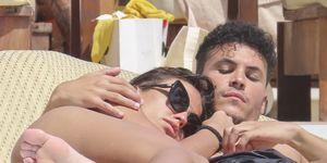 Kiko Jiménez y Sofía Suescun, en Ibiza.