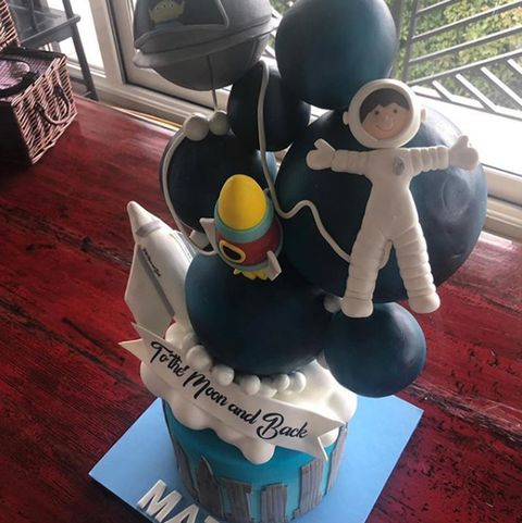Cake, World,