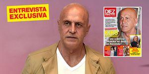 Kiko Matamoros concede una entrevista exclusiva a Diez Minutos en la que carga contra su ex mujer, Makoke, el hijo de esta. Javier Tudela, y también tiene para Tony Spina.