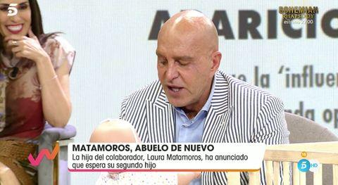 kiko matamoros se prepara para ampliar la familia con marta lópez