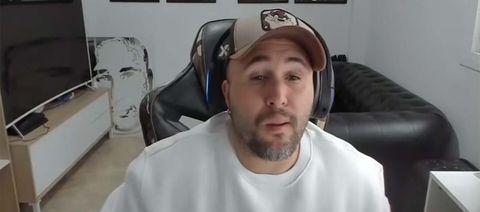 kiko rivera hablando en su canal de youtube