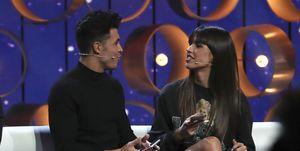 Kiko Jiménez y Sofía Suescun en GH VIP 7