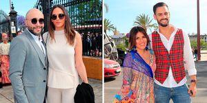 Kiko Rivera y Chabelita coinciden pero se evitan en la feria de Abril